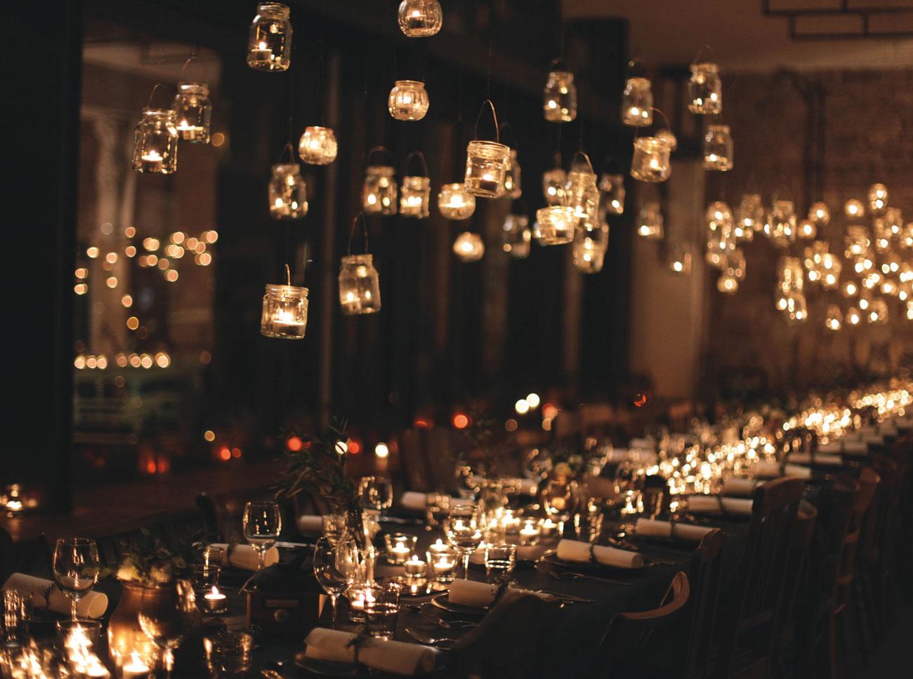 Lichtermeer Dinner